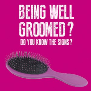 being well groomed